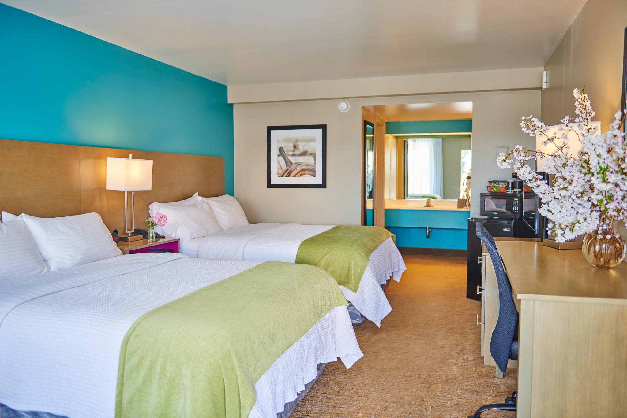 Sunset Beach Hotel double